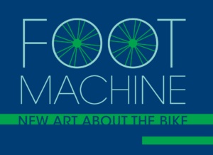 FOOT MACHINE | New Art About Bikes | RECEPTION @ Gettys Center - Courtroom Gallery | Rock Hill | South Carolina | United States
