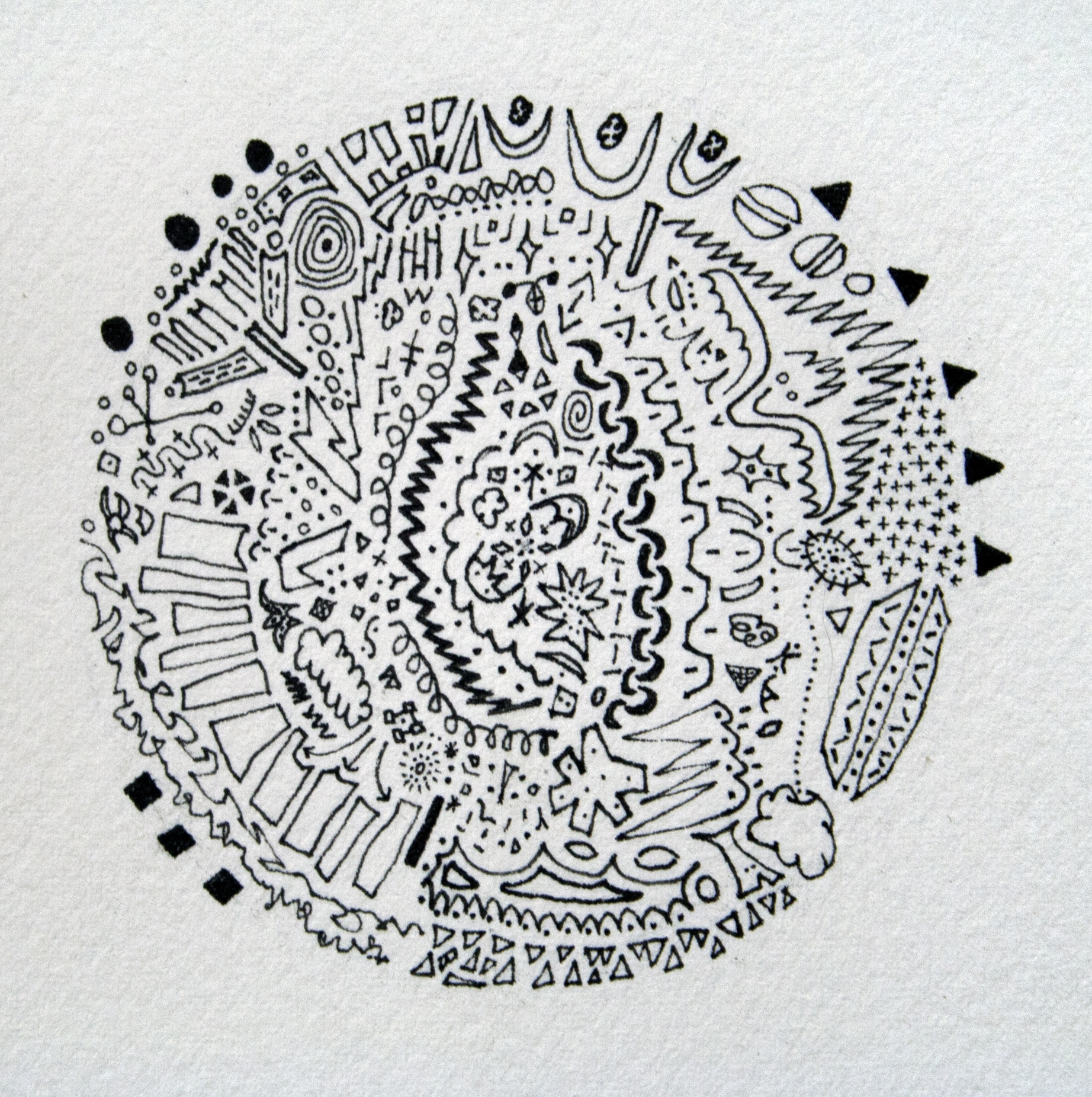 Drawings by Josiah Copley