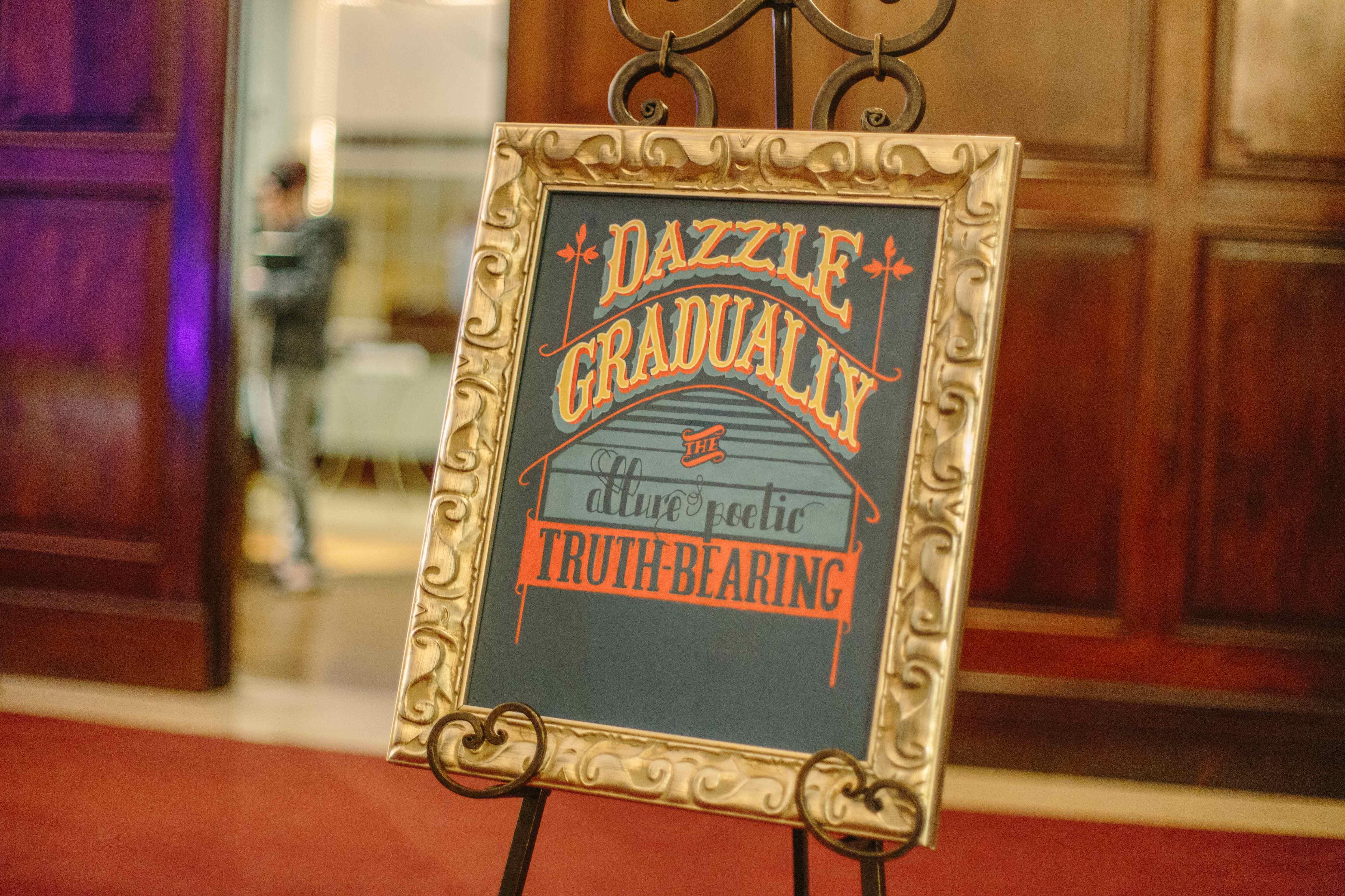 Dazzle Gradually Forum 2014 | photos
