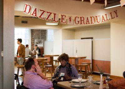 DAZZLE GRADUALLY | Saturday
