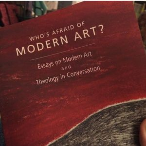 Modern Art Book Cover