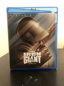 The Iron Giant - FriArts @ Winthrop Film Discussion @ Owens 101