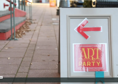 Art Party 2018 Video