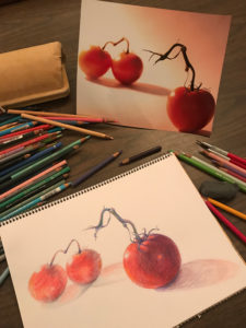 Drawing Nite - Draw in your own style @ Gettys 2nd Floor