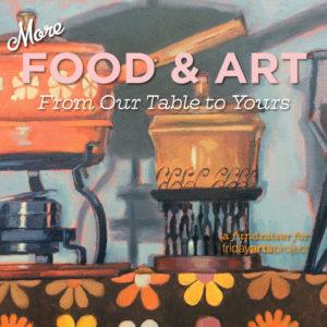 FOOD & ART Fundraiser 2021 @ Zoom