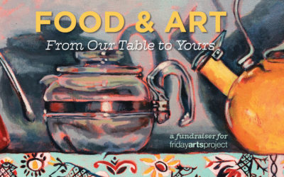 FOOD & ART fundraiser