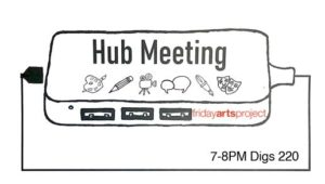 FriArts@Winthrop Hub Meeting @ Digs 220