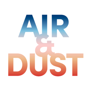 Air & Dust Exhibit @ The Courtroom Gallery @ Gettys