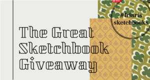 The Great Sketchbook Giveaway (is back!) @ Friday Arts Project Studio